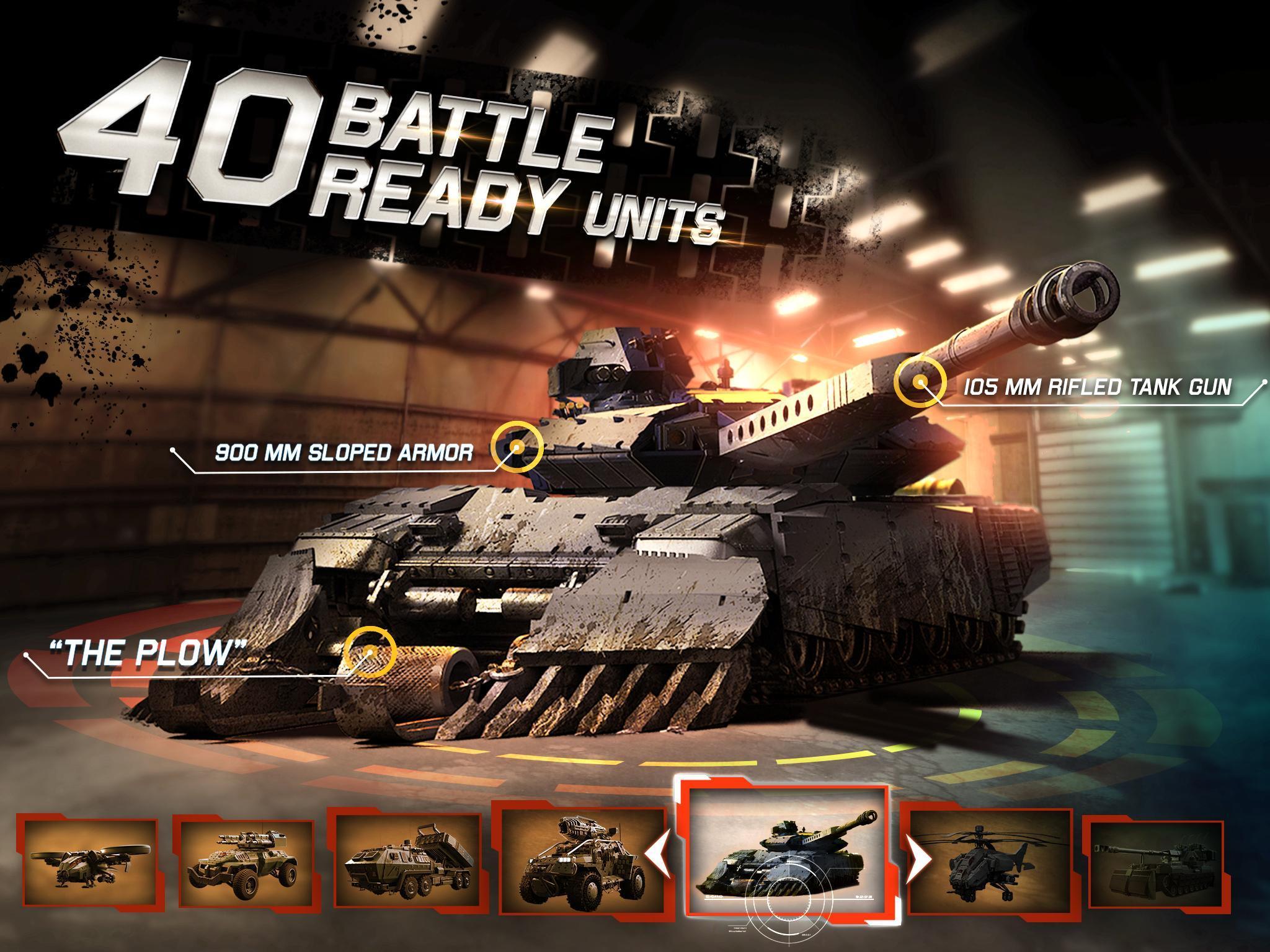 War Planet Online: Global Conquest 2.5.0 Screenshot 17