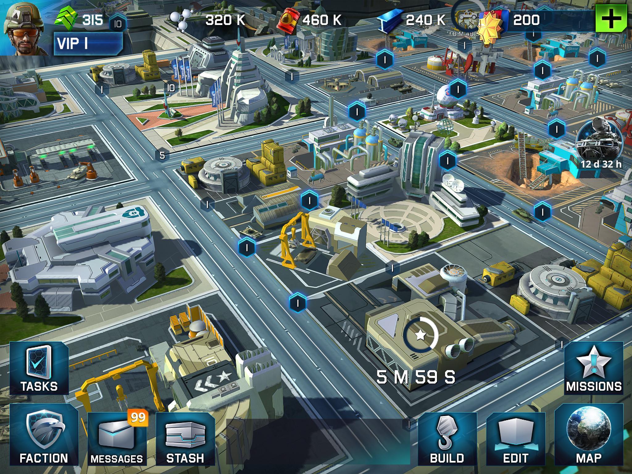 War Planet Online: Global Conquest 2.5.0 Screenshot 18