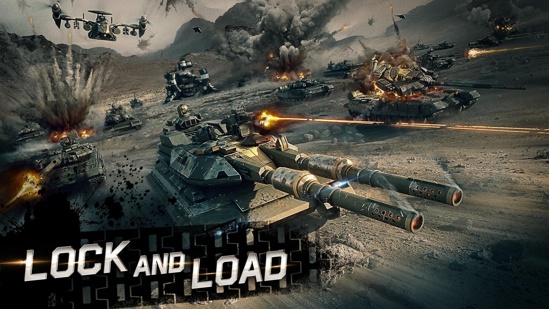War Planet Online: Global Conquest 2.5.0 Screenshot 2