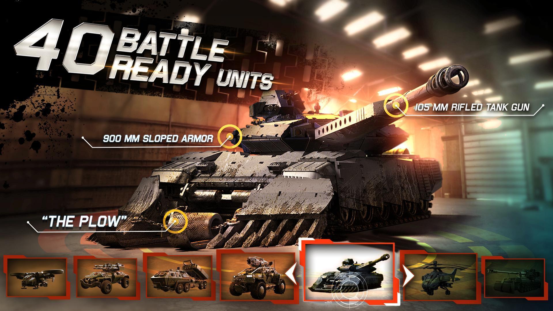 War Planet Online: Global Conquest 2.5.0 Screenshot 5