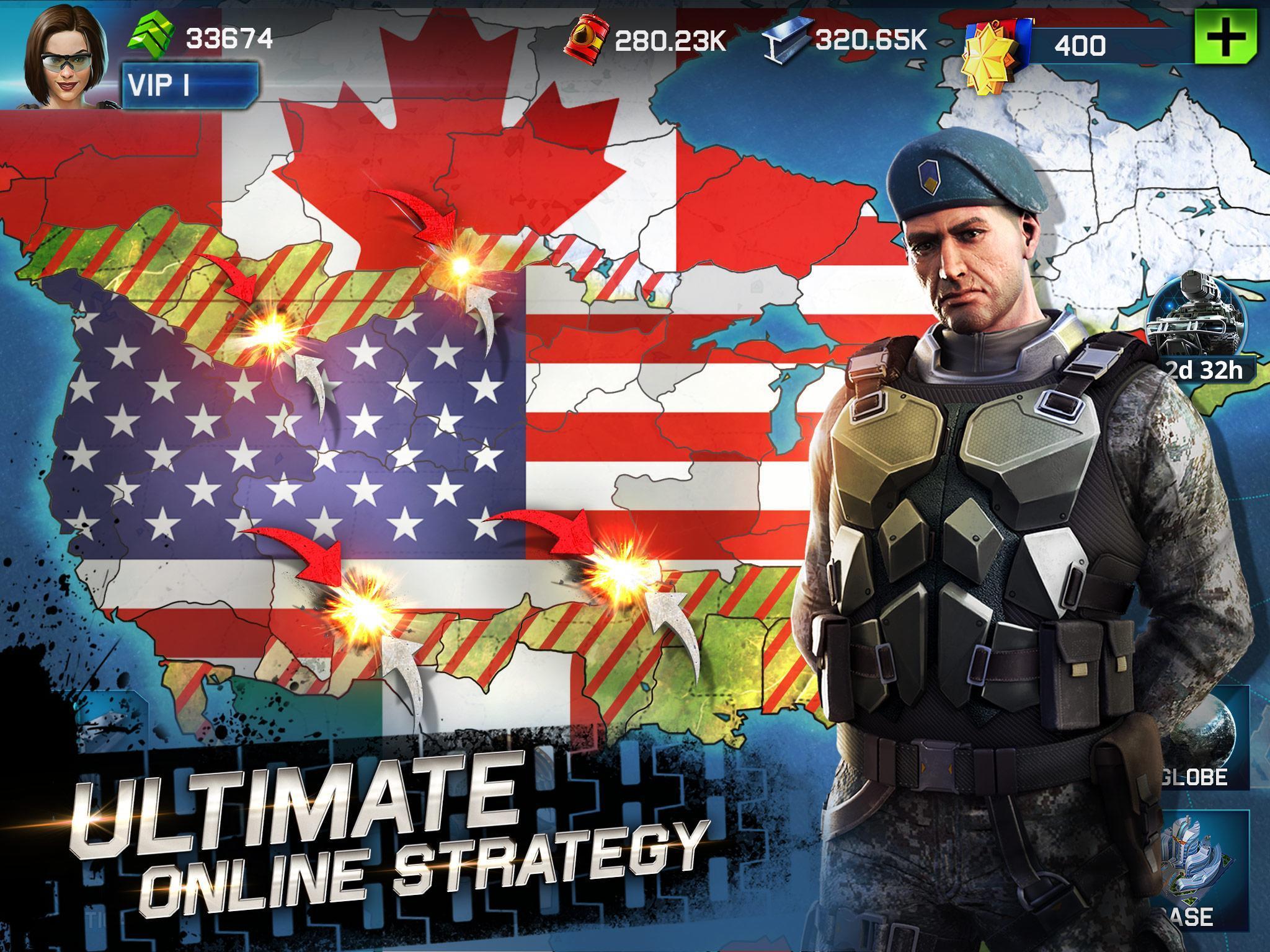 War Planet Online: Global Conquest 2.5.0 Screenshot 7