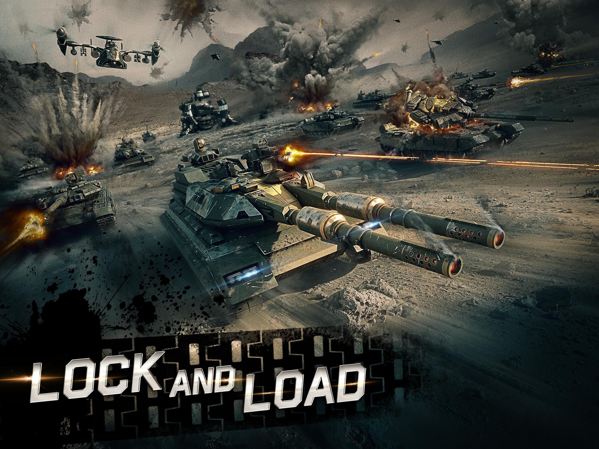 War Planet Online: Global Conquest 2.5.0 Screenshot 8