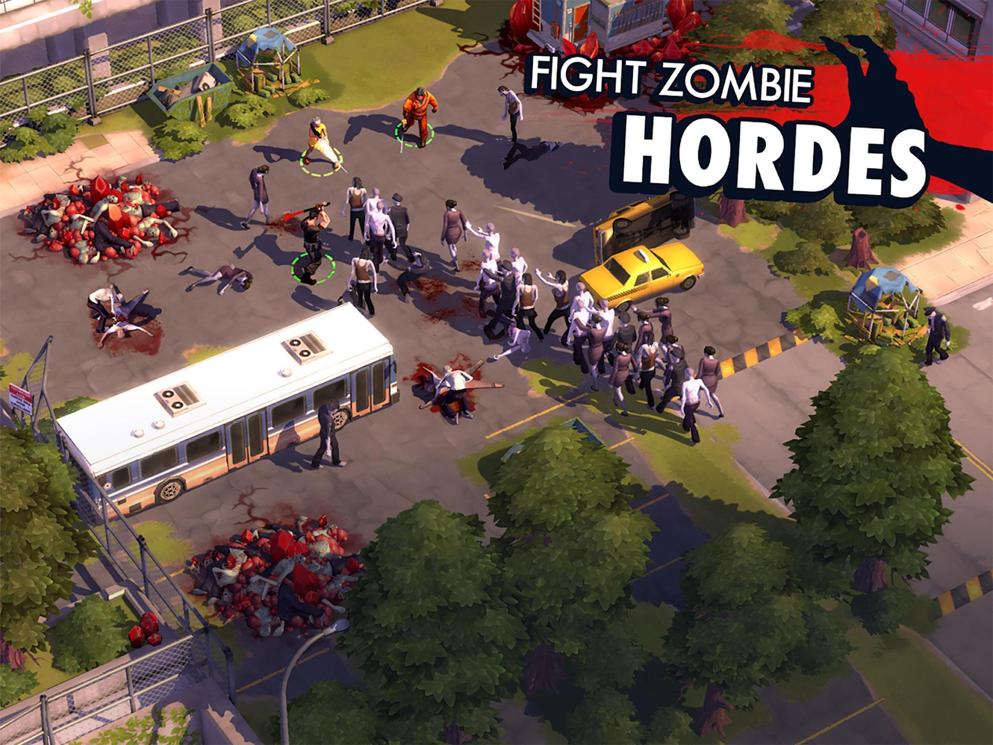 Zombie Anarchy: Survival Strategy Game 1.3.1c Screenshot 8