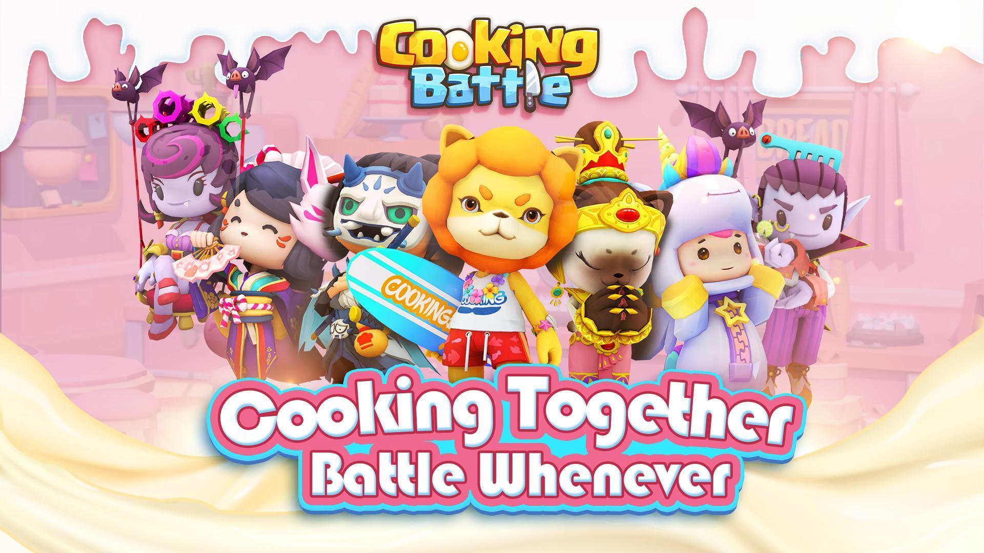 Cooking Battle! 0.9.3.5 Screenshot 1