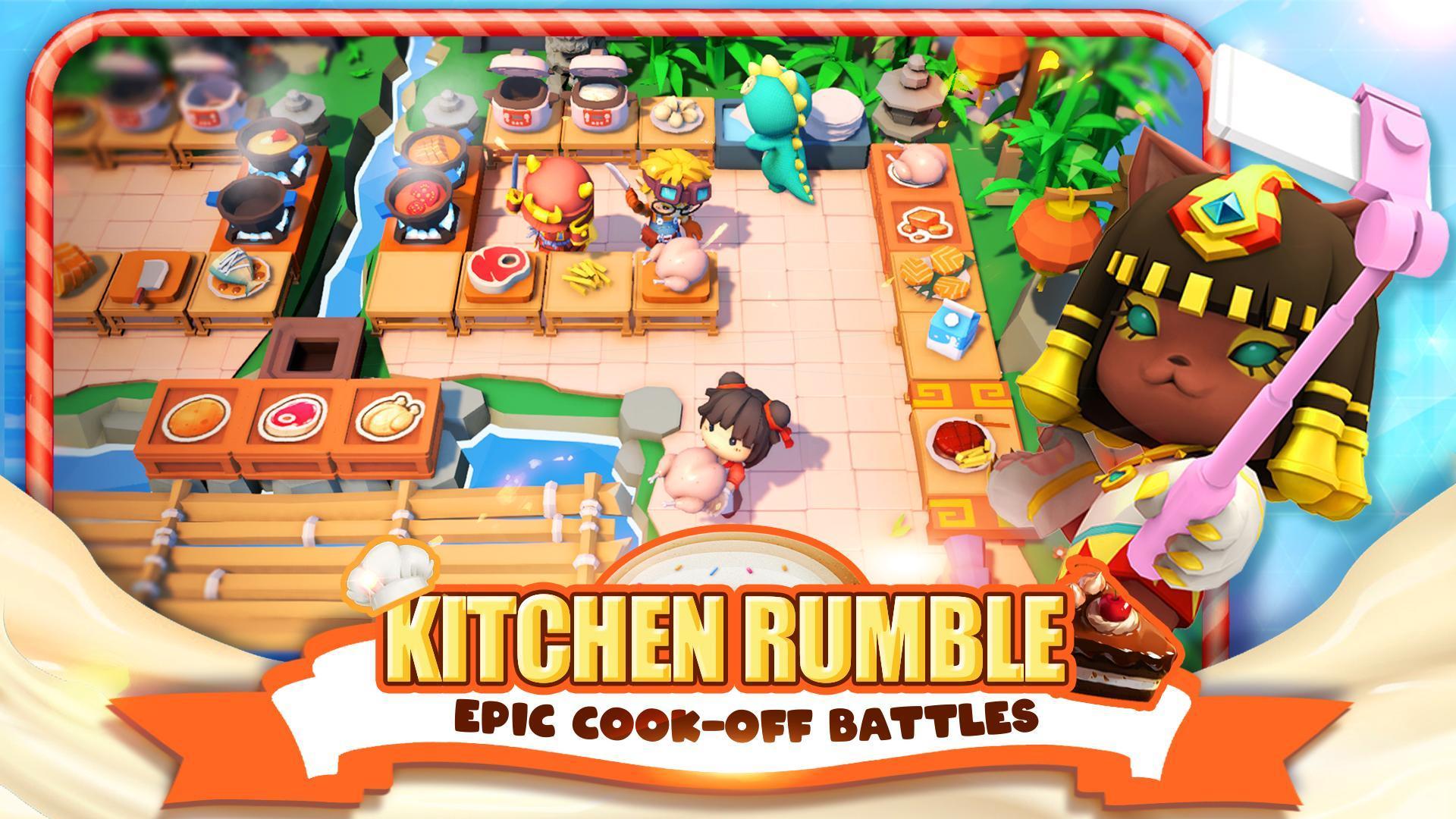 Cooking Battle! 0.9.3.5 Screenshot 2