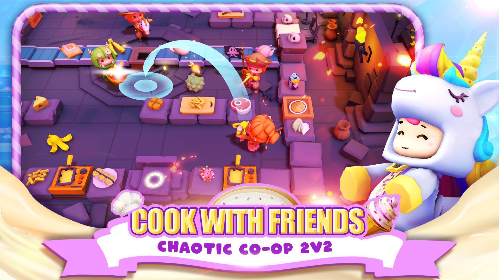 Cooking Battle! 0.9.3.5 Screenshot 4