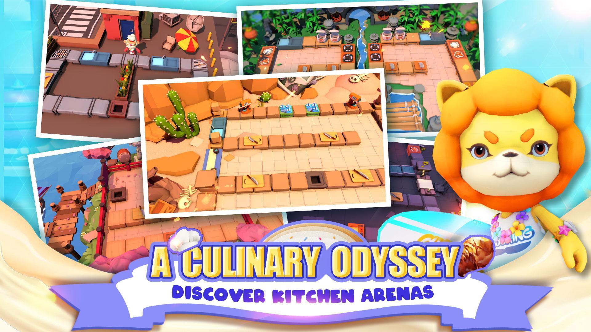 Cooking Battle! 0.9.3.5 Screenshot 5