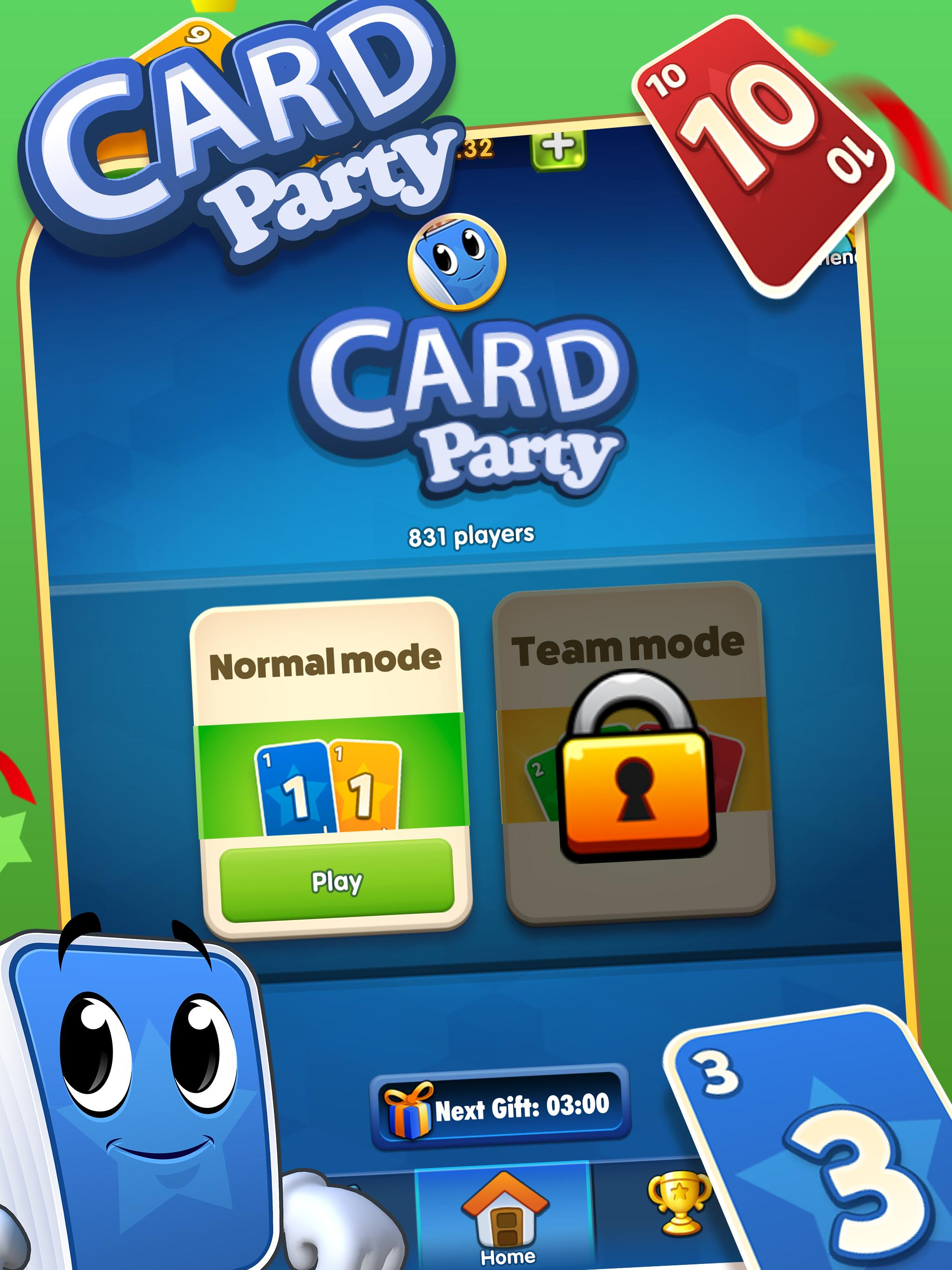 GamePoint CardParty 24357 Screenshot 6
