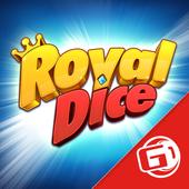 RoyalDice Play Dice with Everyone app icon