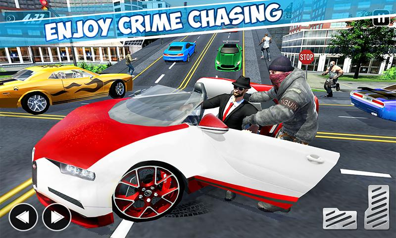 Crime City Car Theft Vegas Gangster Games 1.2.1 Screenshot 1