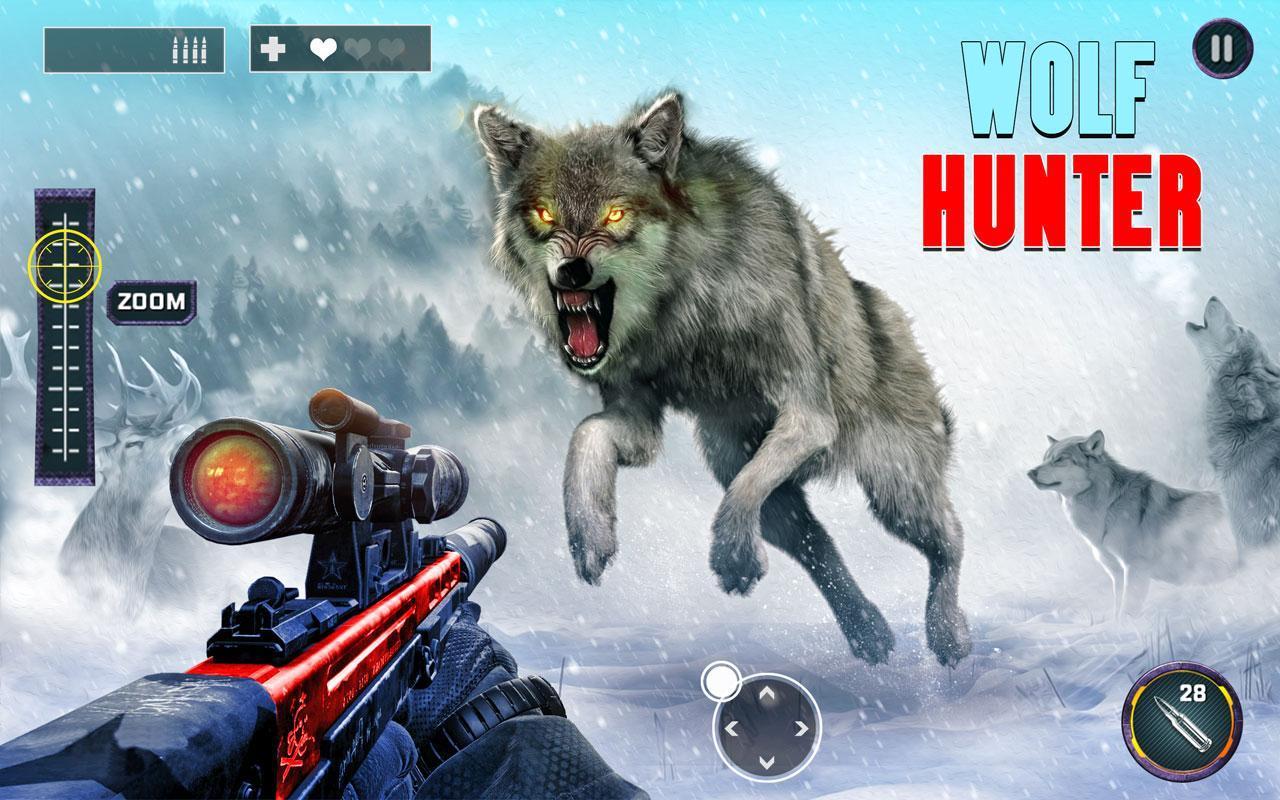 Wild Hunting 3d:Free shooting Game 1.23 Screenshot 1