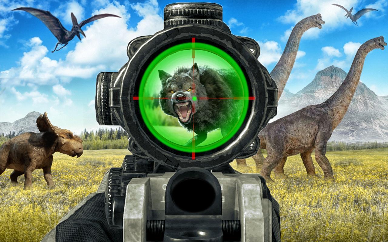 Wild Hunting 3d:Free shooting Game 1.23 Screenshot 2