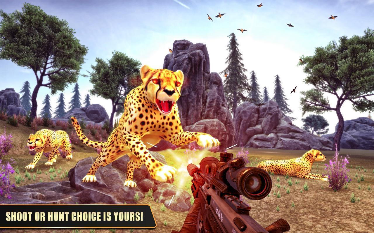 Wild Hunting 3d:Free shooting Game 1.23 Screenshot 20