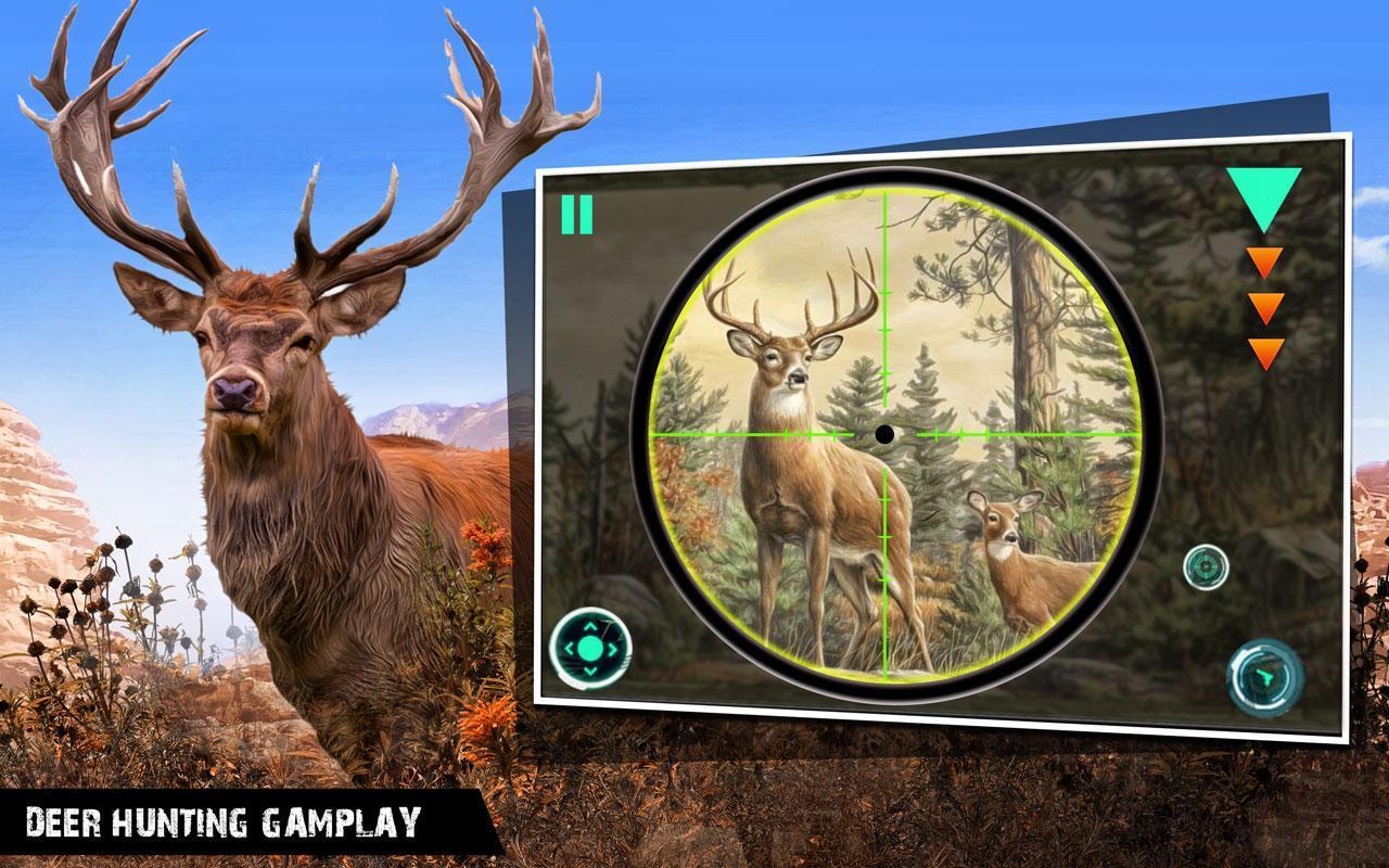 Wild Hunting 3d:Free shooting Game 1.23 Screenshot 4