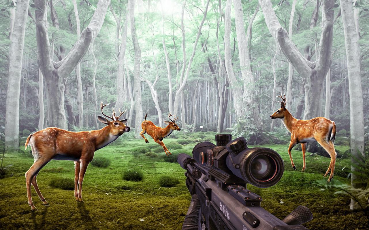 Wild Hunting 3d:Free shooting Game 1.23 Screenshot 5