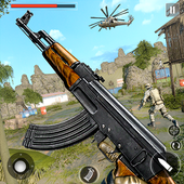 FPS Task Force 2020: New Shooting Games 2020 app icon