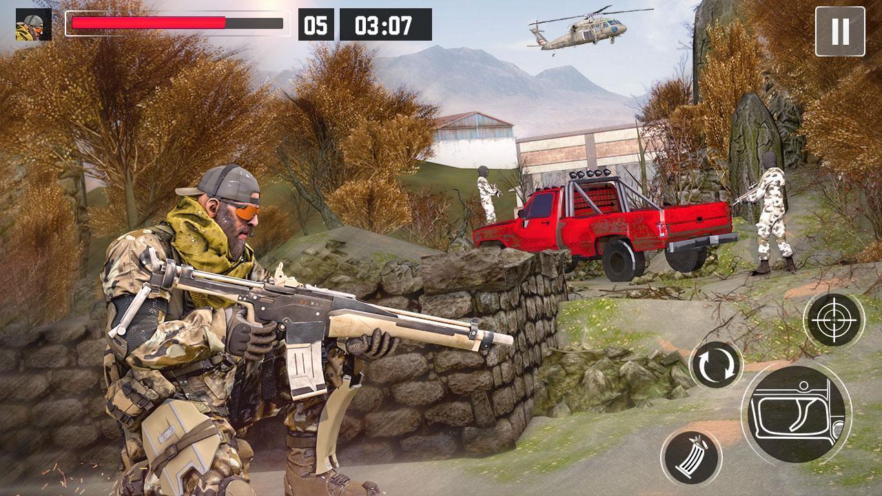 FPS Task Force 2020: New Shooting Games 2020 2.3 Screenshot 11