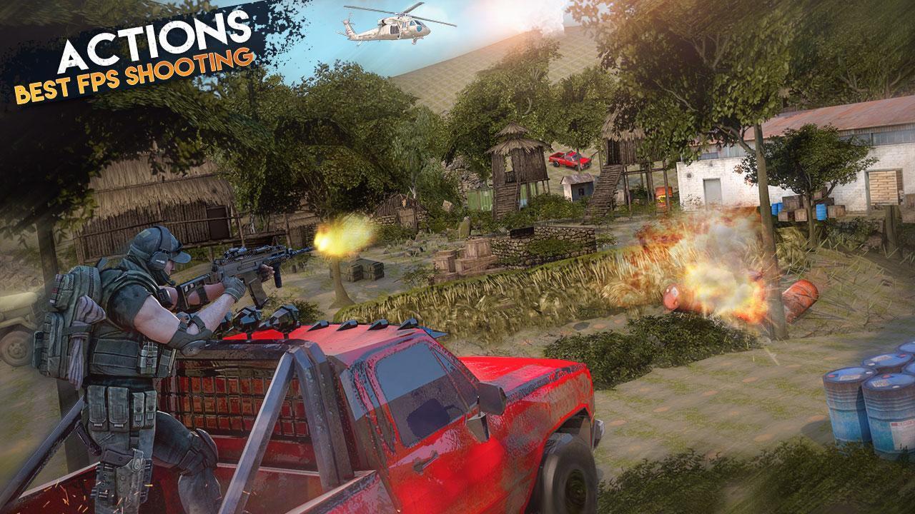 FPS Task Force 2020: New Shooting Games 2020 2.3 Screenshot 15