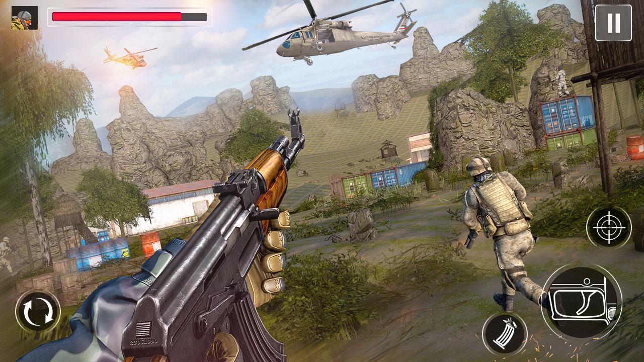 FPS Task Force 2020: New Shooting Games 2020 2.3 Screenshot 2