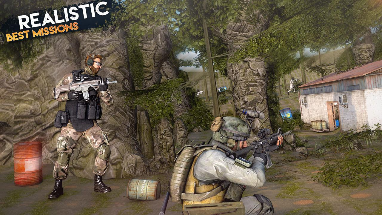 FPS Task Force 2020: New Shooting Games 2020 2.3 Screenshot 6