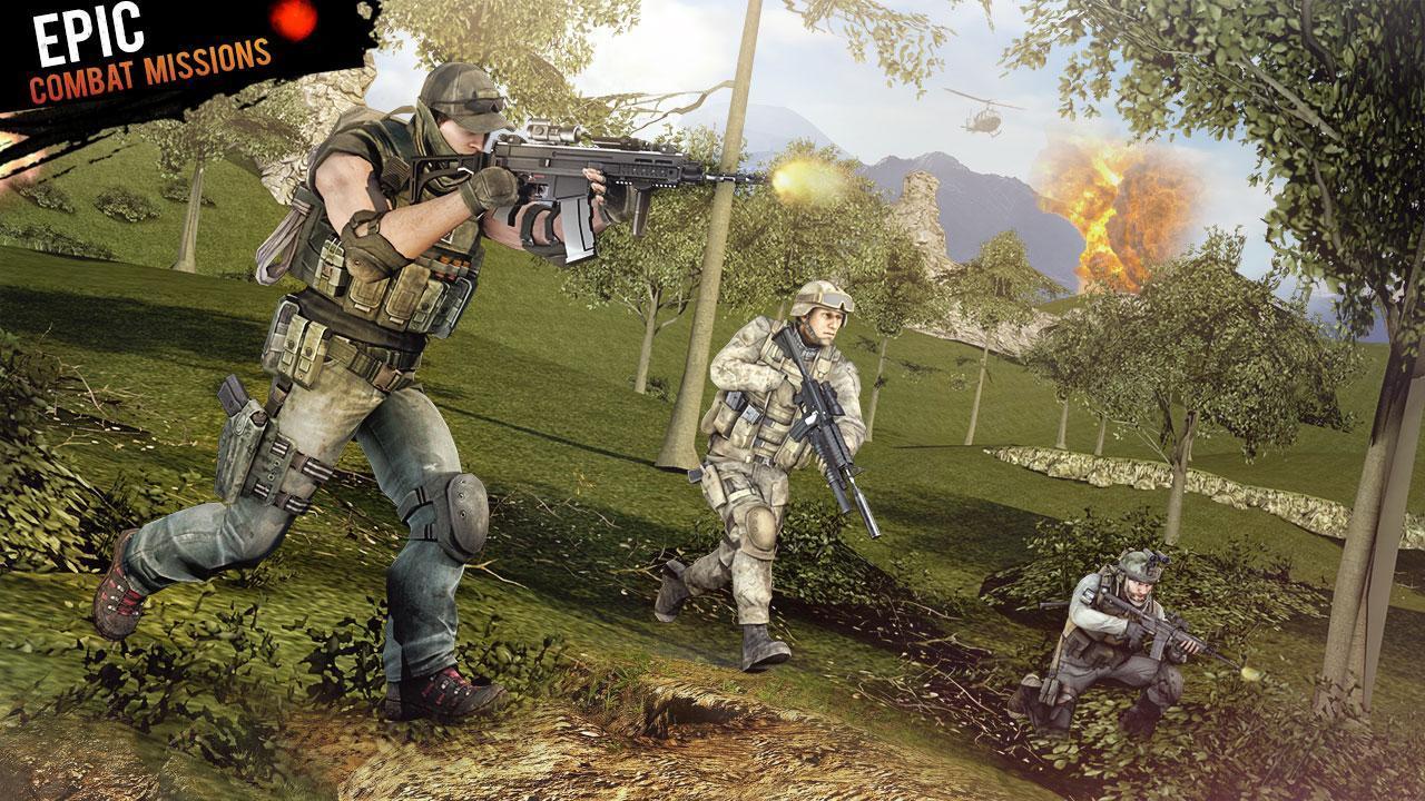 FPS Task Force 2020: New Shooting Games 2020 2.3 Screenshot 7