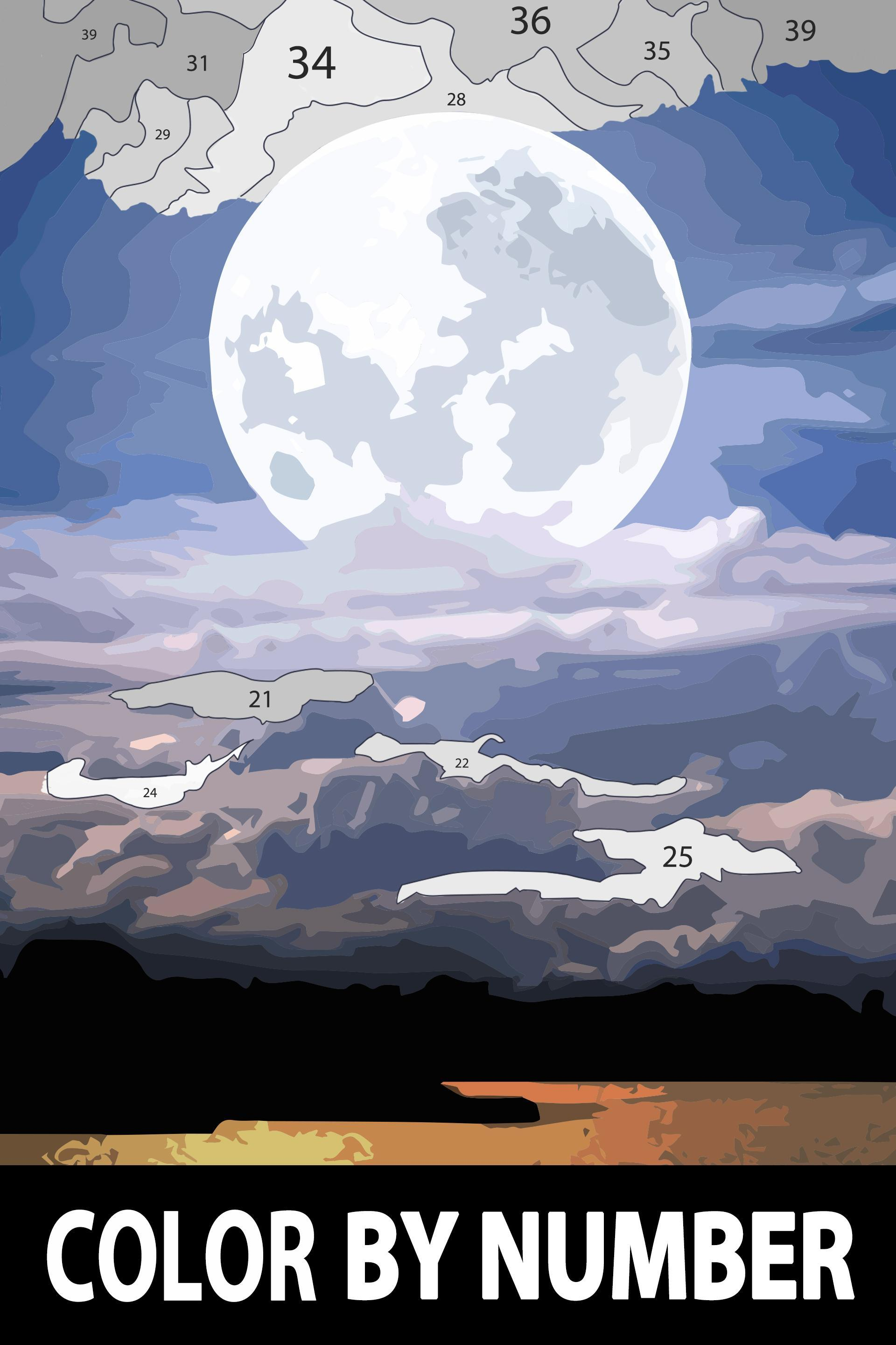 ColorPlanet Oil Painting Color by Number Free 1.2.3 Screenshot 9