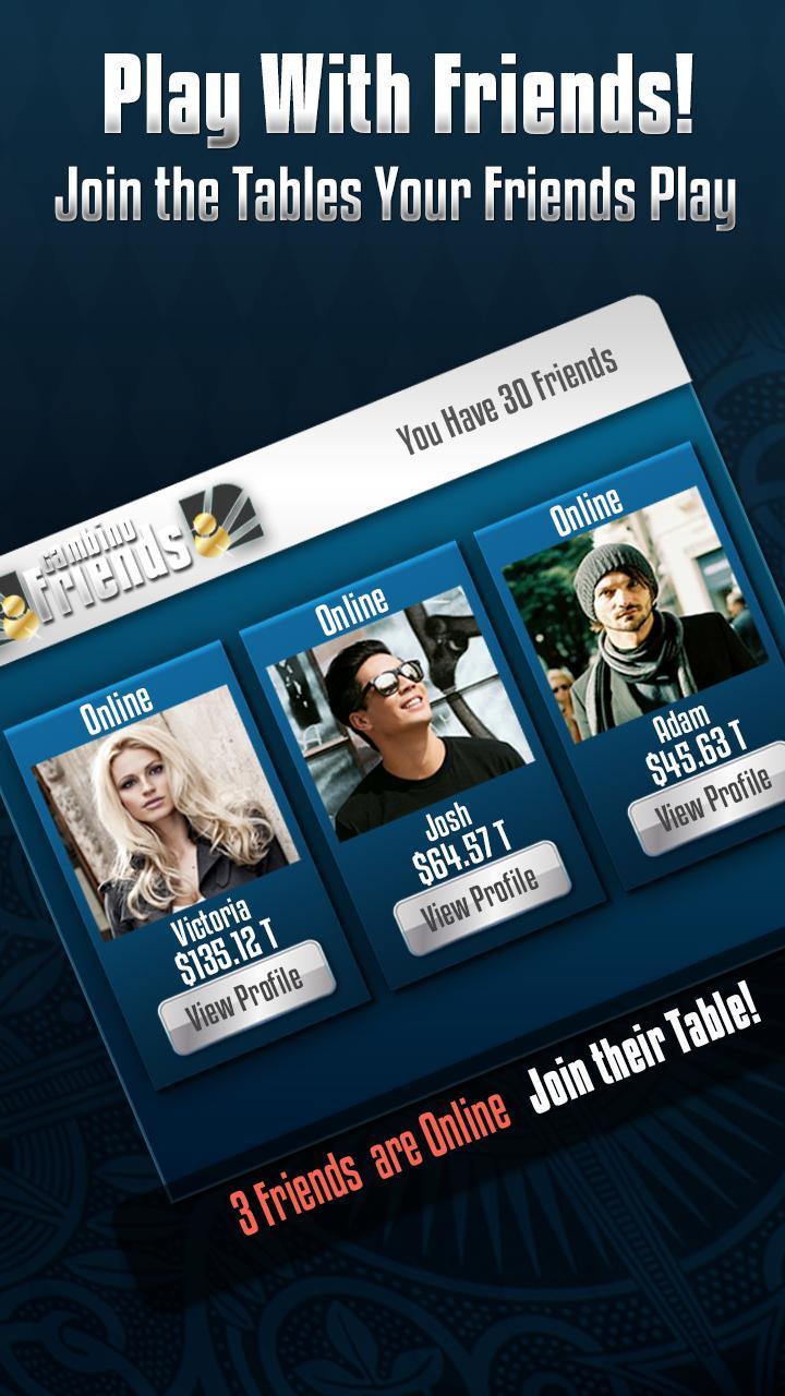 Gambino Poker v2.9.40 Screenshot 10