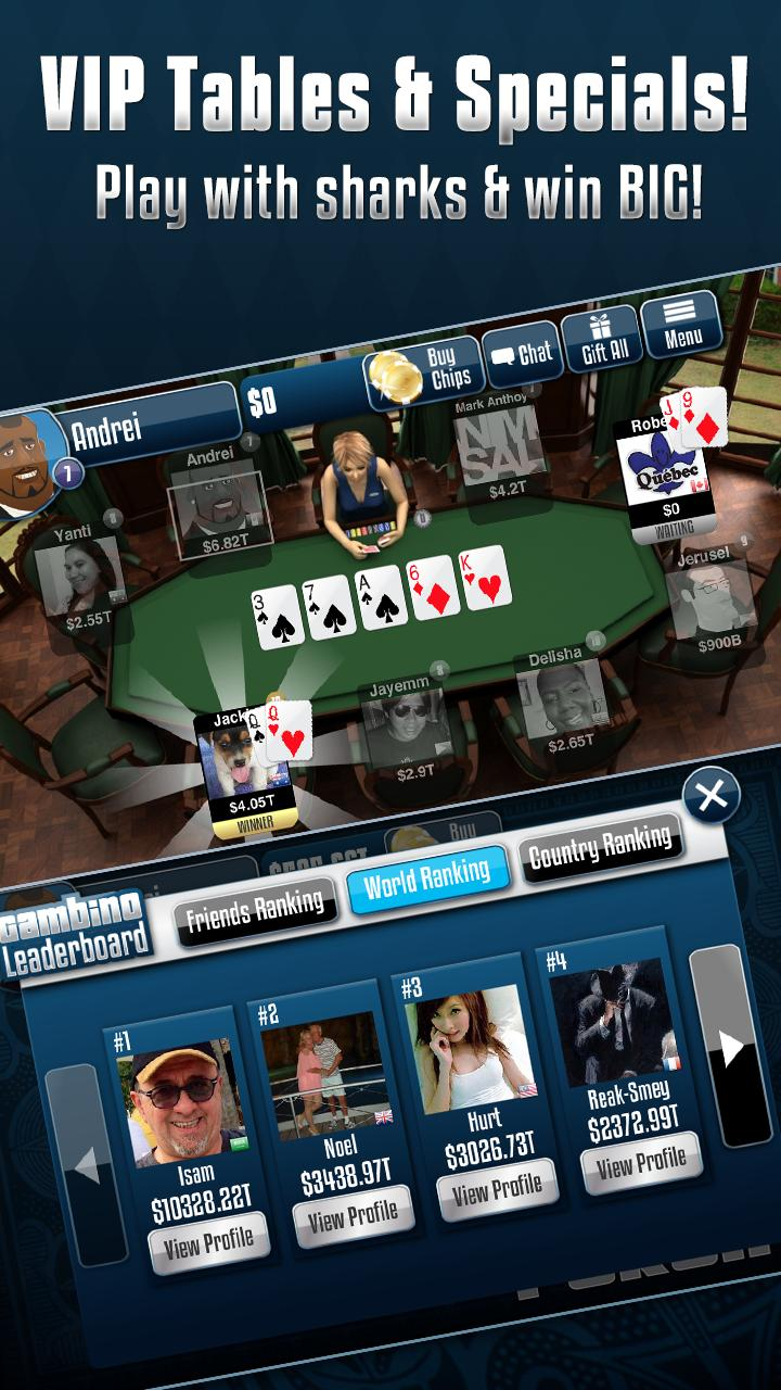 Gambino Poker v2.9.40 Screenshot 18