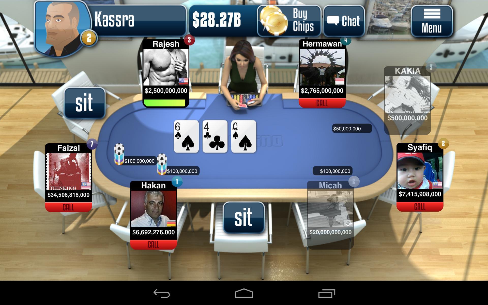 Gambino Poker v2.9.40 Screenshot 22