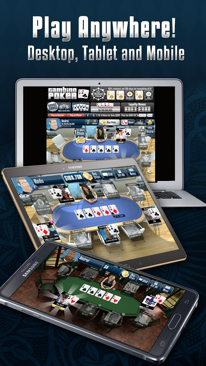 Gambino Poker v2.9.40 Screenshot 4