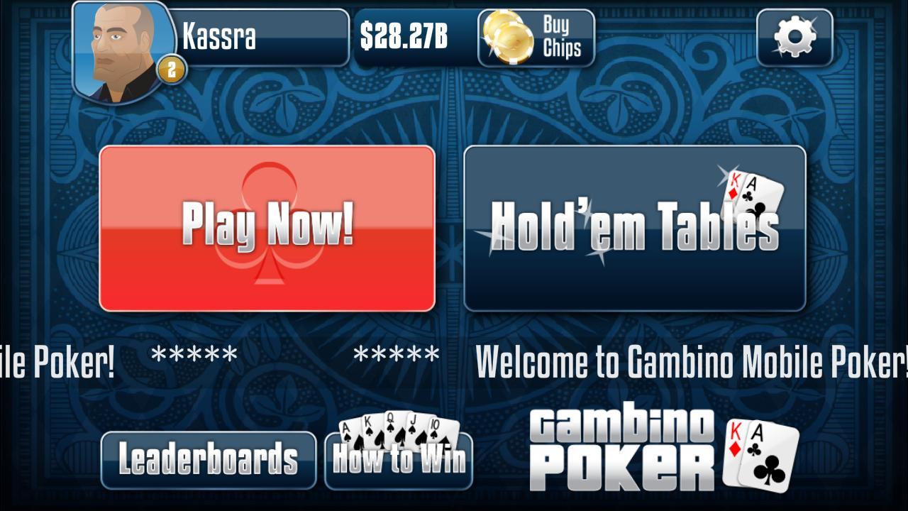 Gambino Poker v2.9.40 Screenshot 6