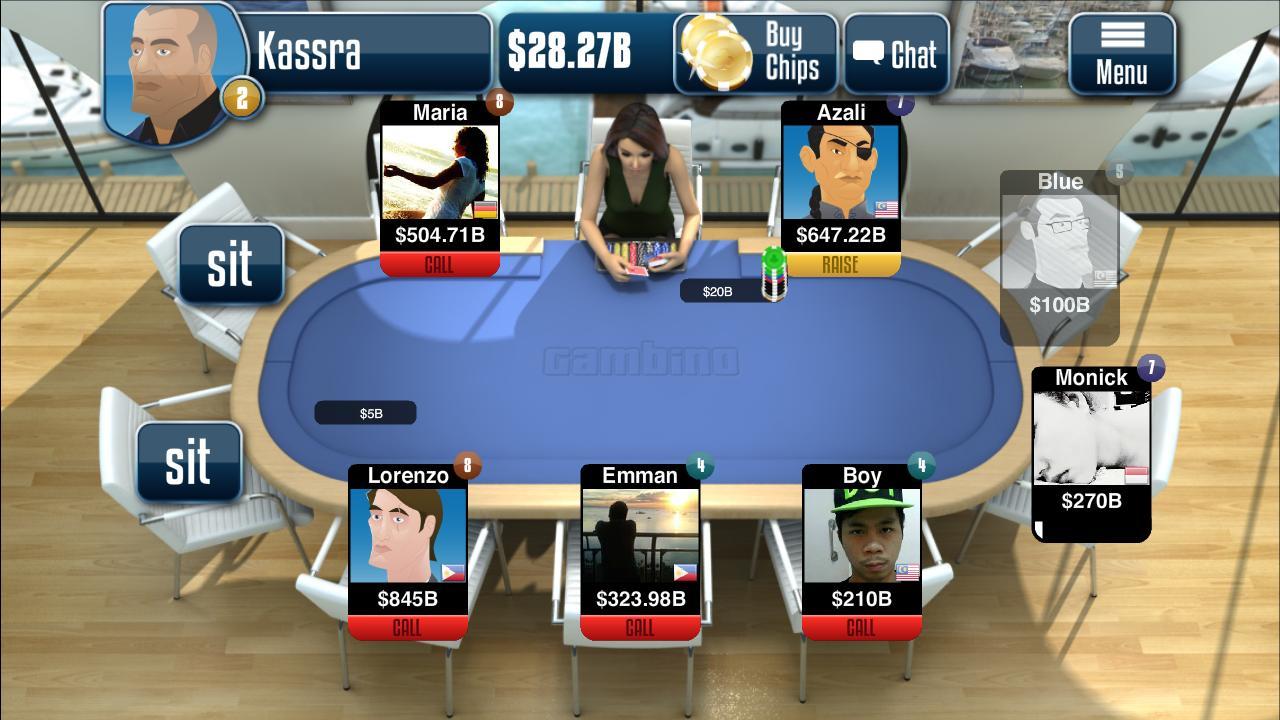 Gambino Poker v2.9.40 Screenshot 7