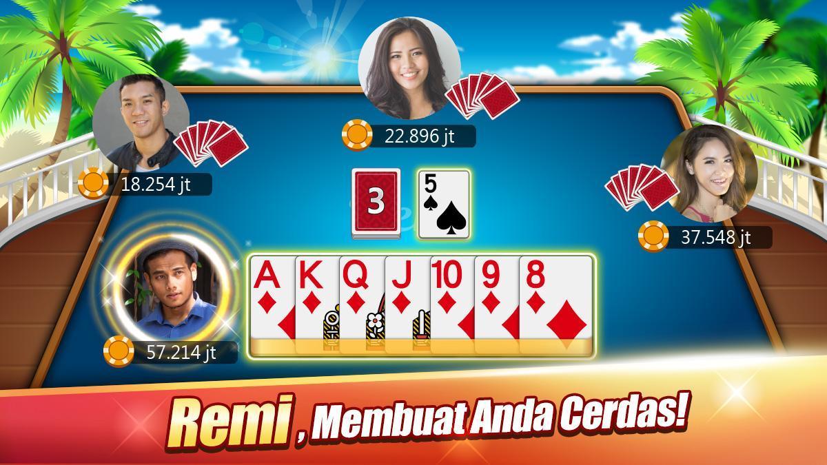 LUXY : Domino & Poker– Gaple QiuQiu QQ 99 Remi 5.2.1.1 Screenshot 4