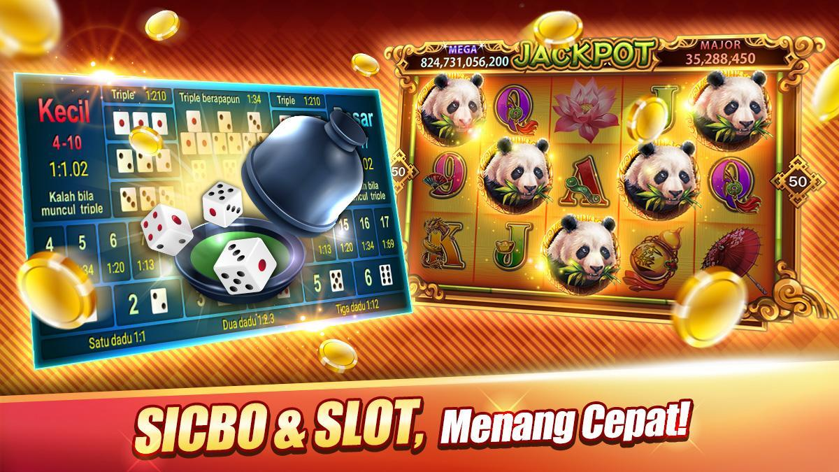LUXY : Domino & Poker– Gaple QiuQiu QQ 99 Remi 5.2.1.1 Screenshot 5