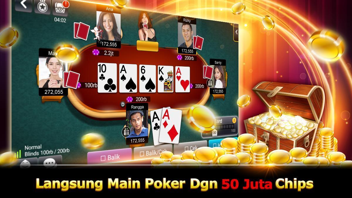Luxy Poker-Online Texas Holdem 2.0.0 Screenshot 1