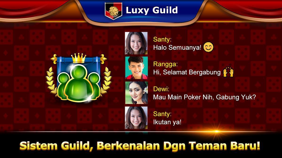Luxy Poker-Online Texas Holdem 2.0.0 Screenshot 4