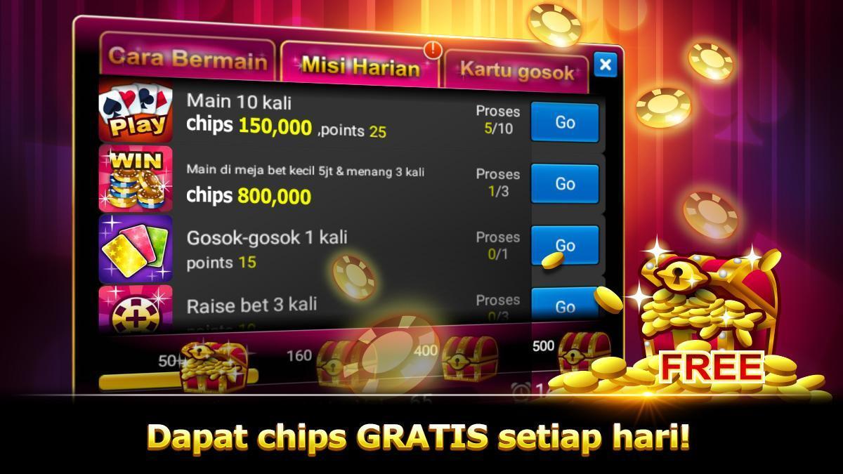 Luxy Poker-Online Texas Holdem 2.0.0 Screenshot 6
