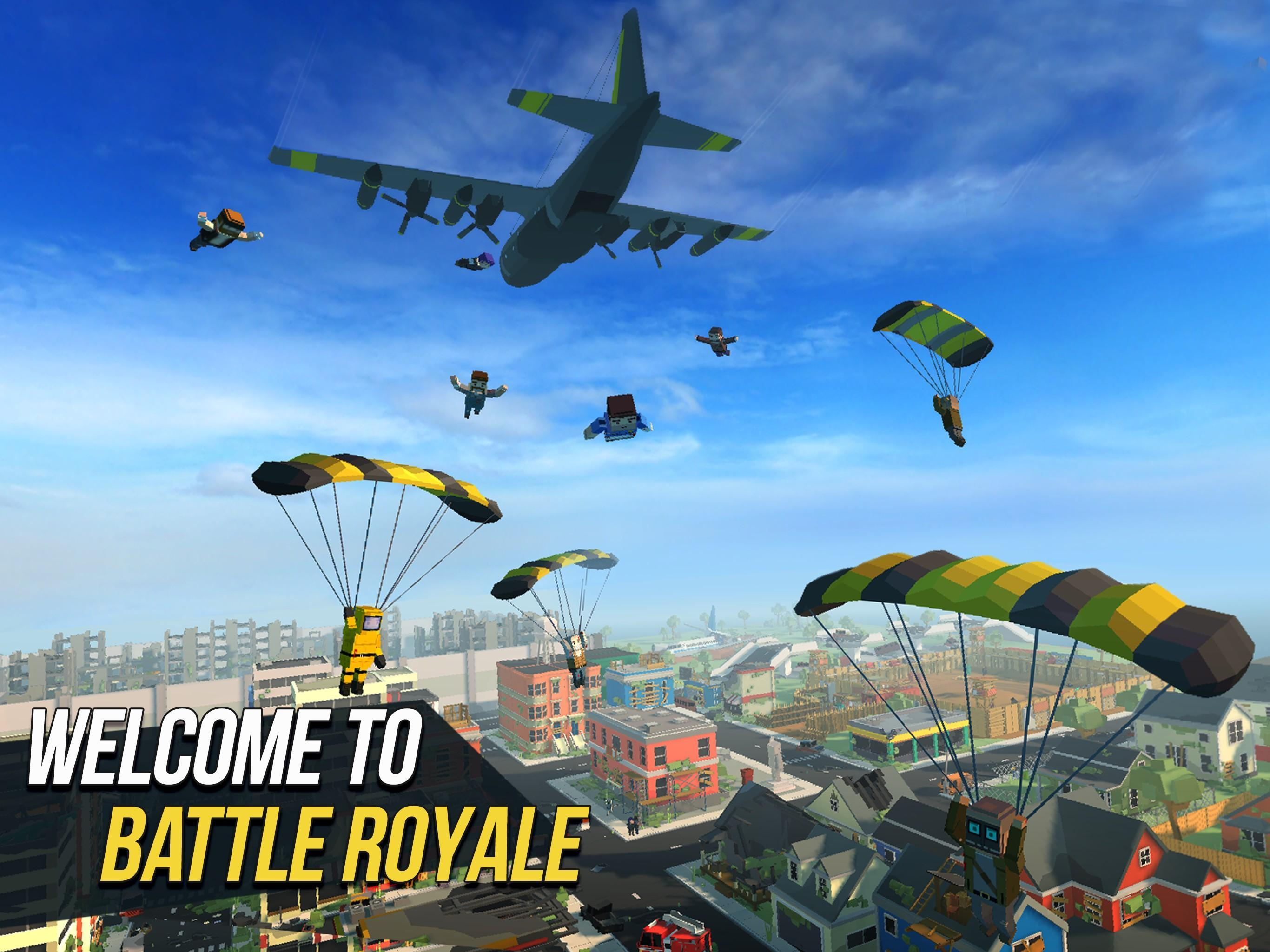 Grand Battle Royale Pixel FPS 3.4.6 Screenshot 1