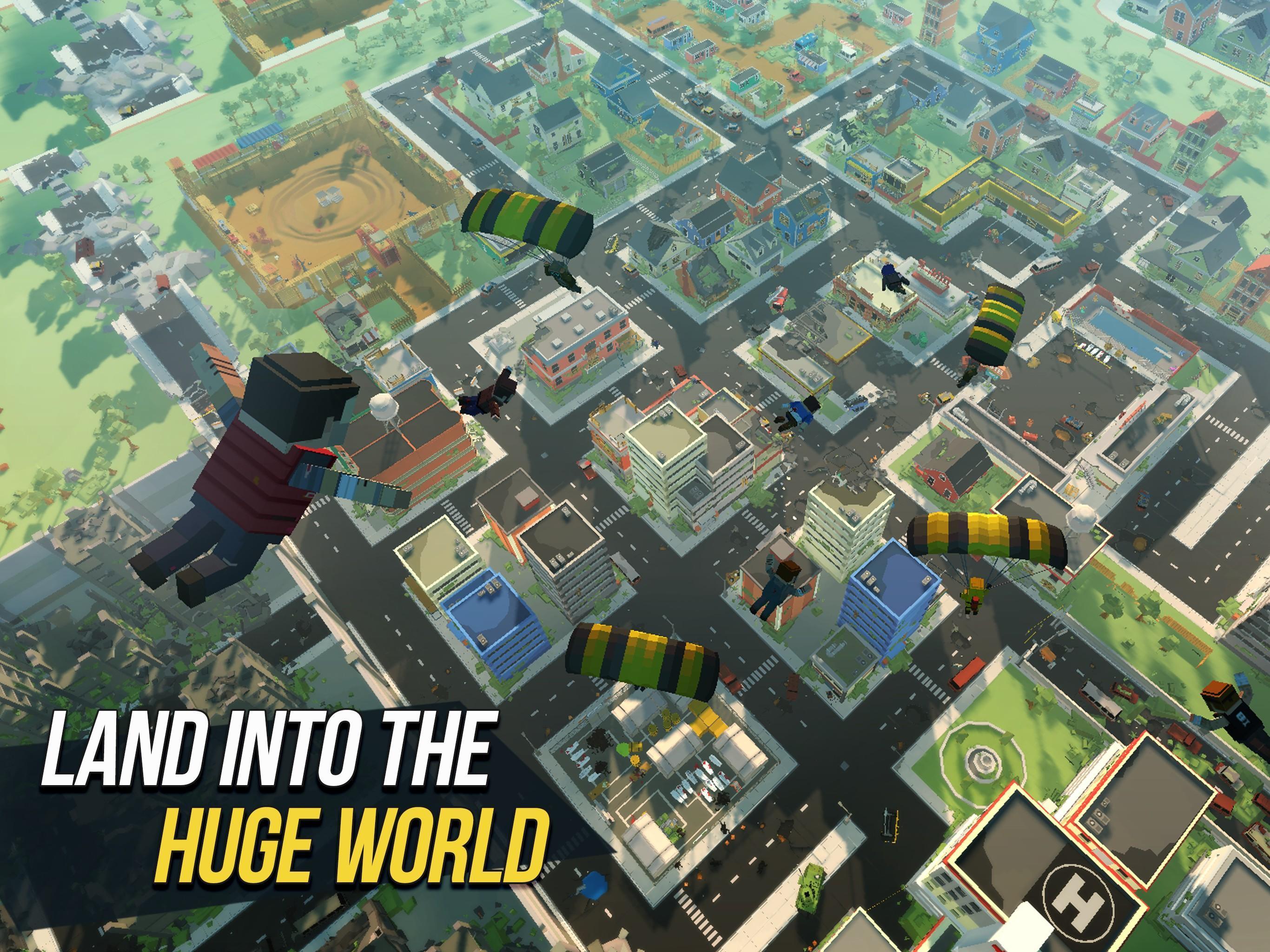 Grand Battle Royale Pixel FPS 3.4.6 Screenshot 3