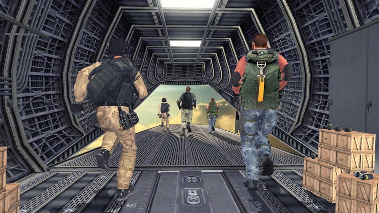 Border War Army Sniper 3D 1.0 Screenshot 1