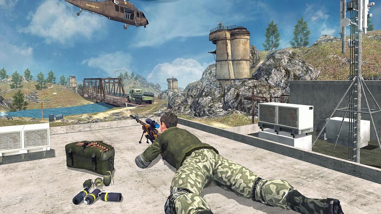 Border War Army Sniper 3D 1.0 Screenshot 8
