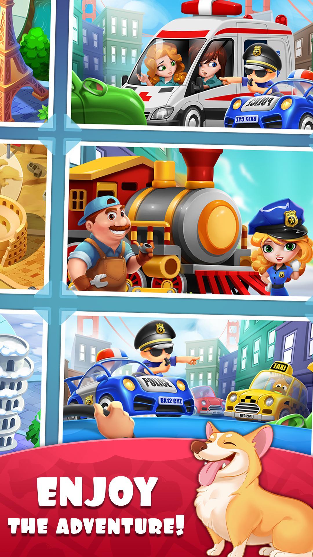 Traffic Jam Cars Puzzle 1.4.21 Screenshot 1