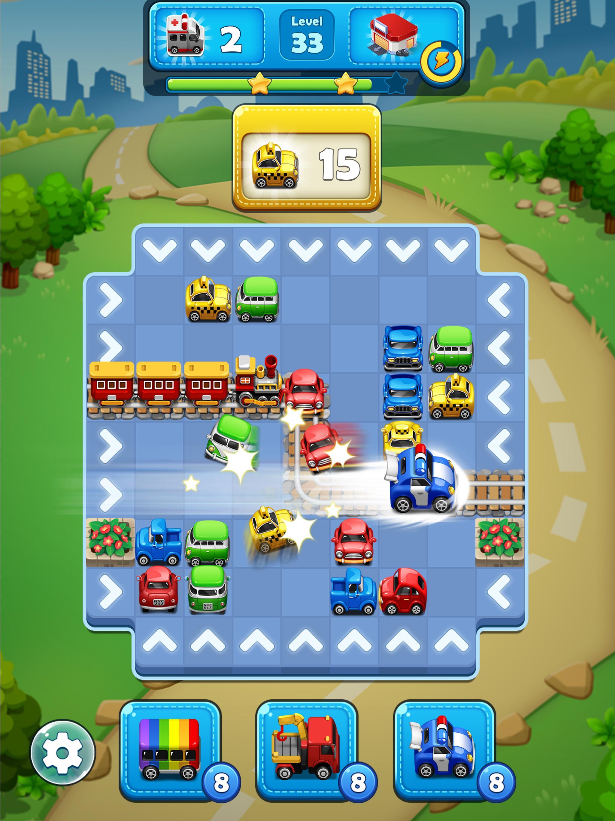 Traffic Jam Cars Puzzle 1.4.21 Screenshot 14
