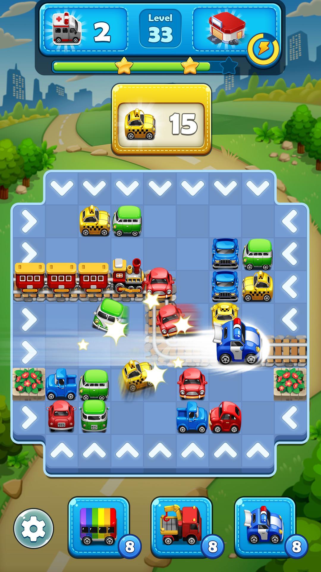 Traffic Jam Cars Puzzle 1.4.21 Screenshot 6