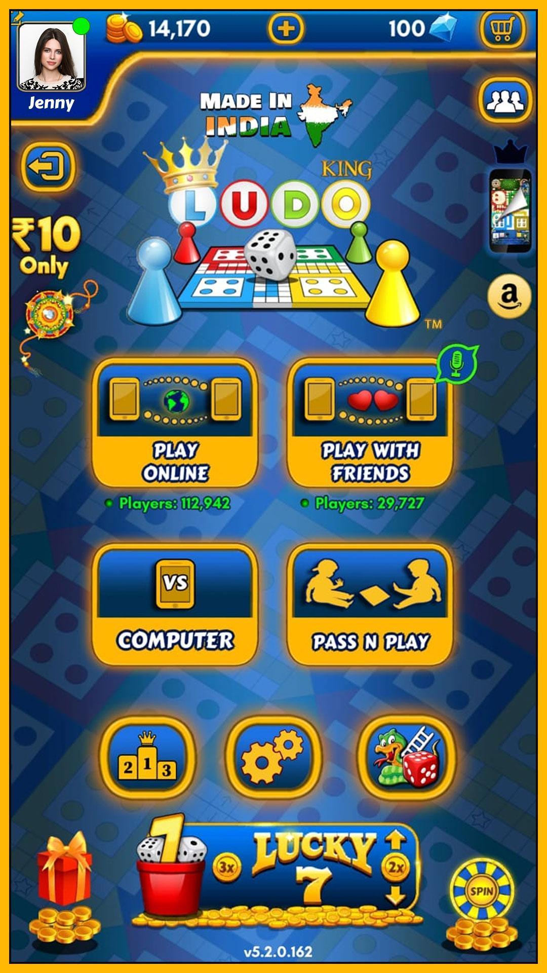 Ludo King™ 5.2.0.163 Screenshot 3
