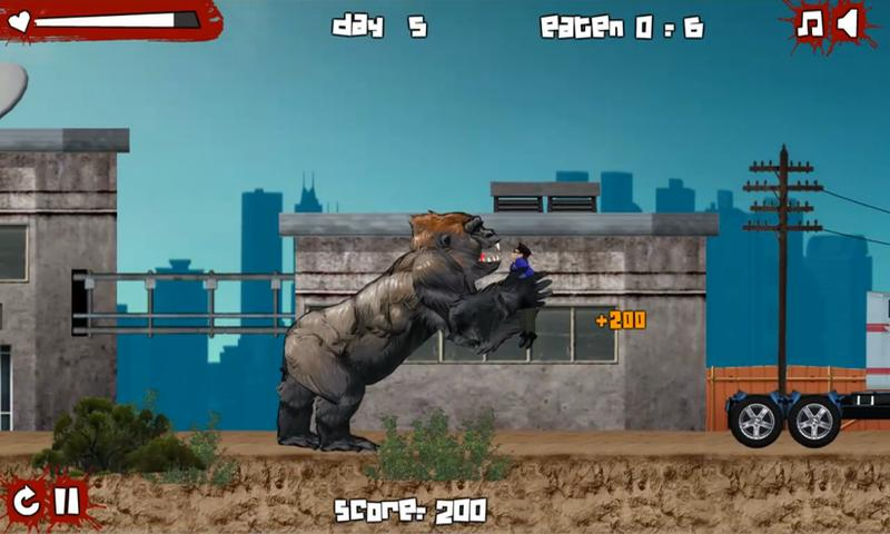 Big Bad Ape 25 Screenshot 1