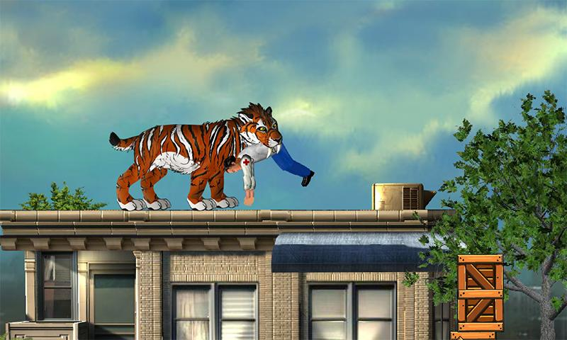 Smilodon Rampage 1.0.6 Screenshot 1