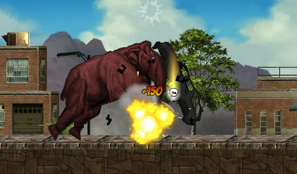 Smilodon Rampage 1.0.6 Screenshot 4