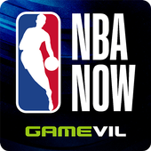 NBA NOW Mobile Basketball Game app icon