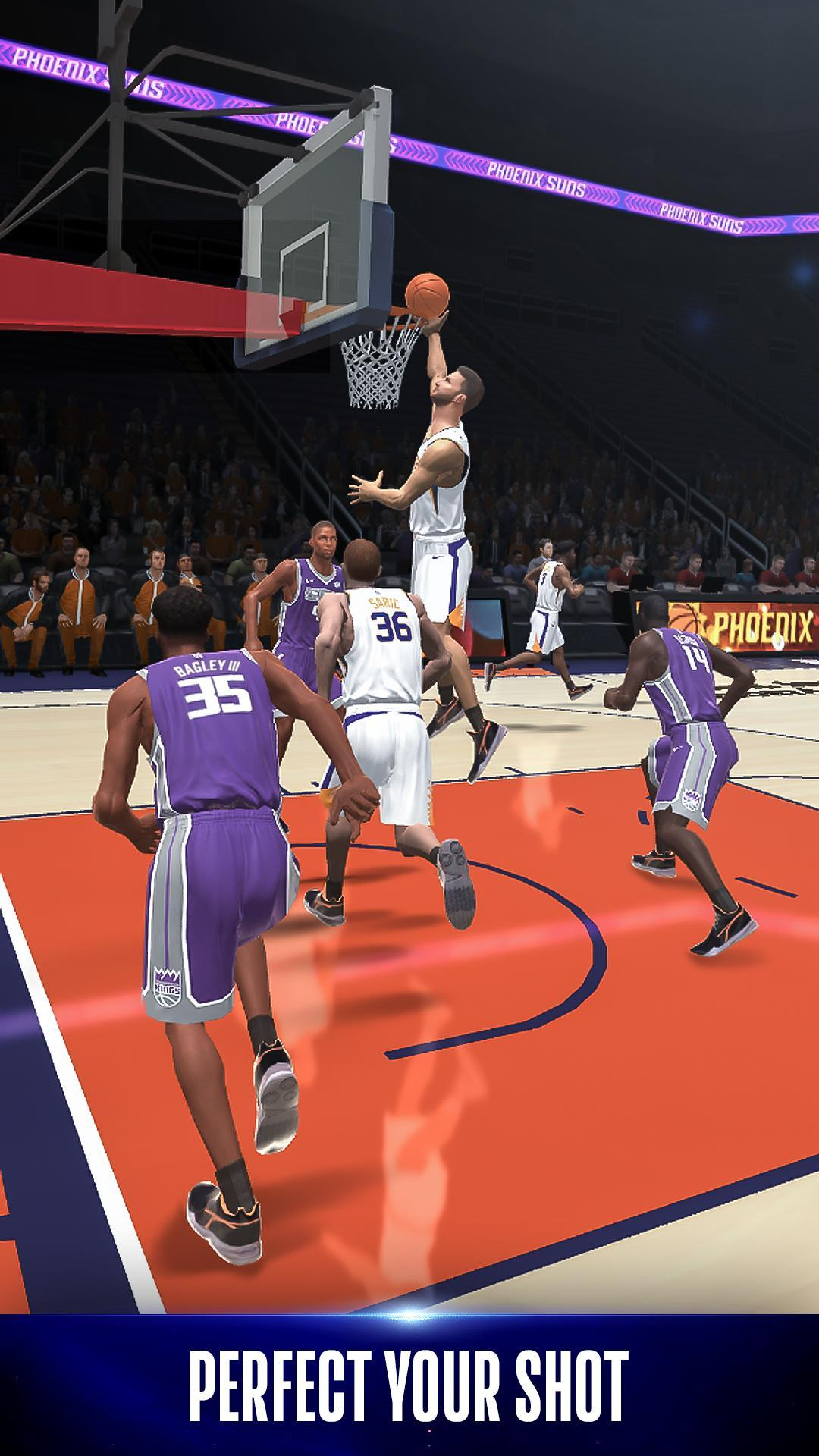NBA NOW Mobile Basketball Game 1.5.4 Screenshot 2